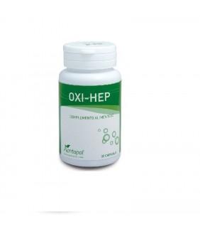 Plantapol Oxi-hep 30 cápsulas