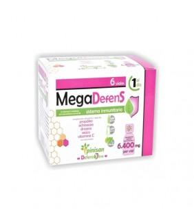 Mega Defens 6 viales  de 30 ml