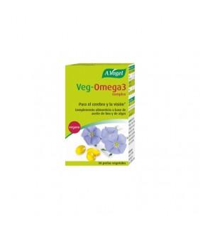 Veg-Omega3 complex 30 cápsulas