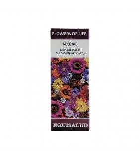 Flowers Of Life Rescate 15 ml