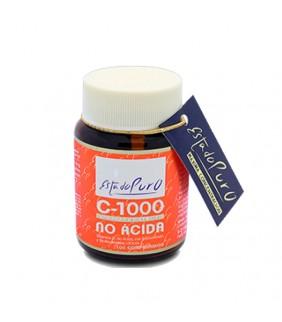 Vitamina C 1000 No Ácida...
