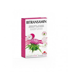 Bitransamin 60 cápsulas