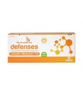 Nutralactis Defenses 14 Caps