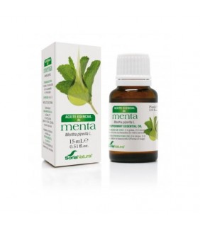 Aceite Esencial De Menta 15 ml