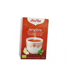 Tea Jengibre 17 bolsitas