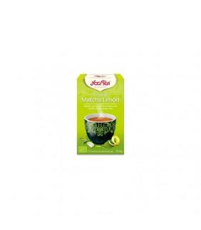 Yogi Tea Matcha Limón té...