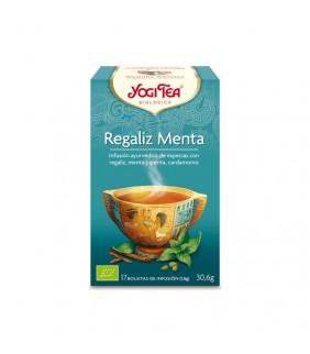 Tea Regaliz Menta 17 bolsitas