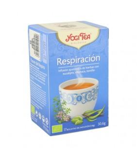 Tea respiración 17 bolsitas