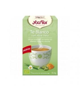 Té Blanco Con Aloe Vera 17...