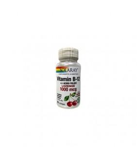 Vitamina B12 1000mcg +...
