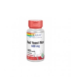 Red yeast rice 45 cápsulas