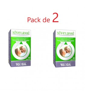 Pack Nivelansi 40 Capsulas