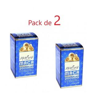 Pack Maca 60 Cápsulas...