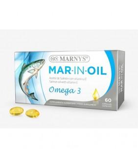 Marnys Mar aceite de salmón...
