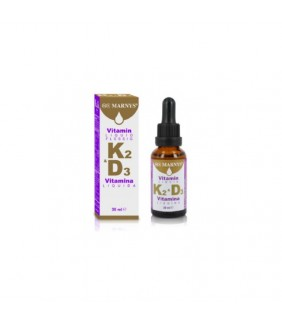 Vitamina K2+D3 Líquida 30ml