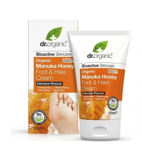 Dr. Organic Crema de pies...