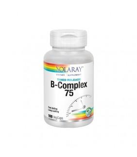 B Complex 75 100 cápsulas...