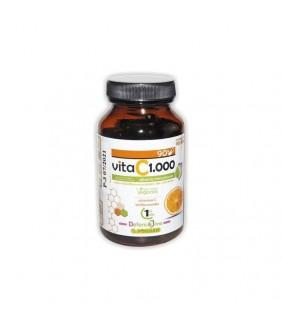 Vitamina C 1000 mg 90 cápsulas