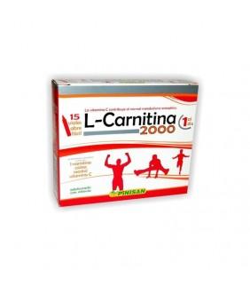 L-carnitina 2000 15 Viales