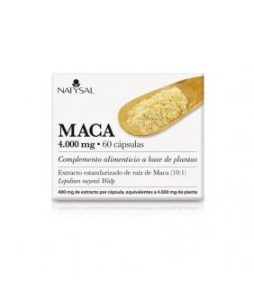 Maca 4000 mg. 60 cápsulas