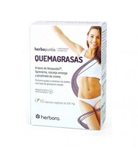 Herbopuntia Quemagrasas 60...